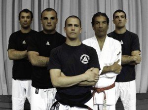 Gracie Jiu Jitsu Black Belt